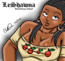 Total Drama Divaz: LeShawna