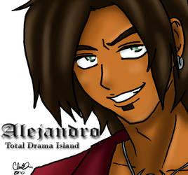 Total Drama Hustlaz: Alejandro