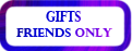 Gifts-Friend Only Stamp by IncognitoCustoms