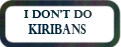 Kiribans- Don't Do Stamp by IncognitoCustoms