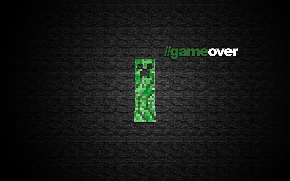 Minecraft Creeper Wallpaper by Shishka0441 on DeviantArt