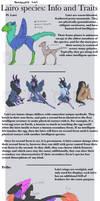 Lairo Species: Info + Traits