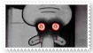 Suicide Squidward Stamp by RiboZurai