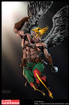 JLA January Hawkman