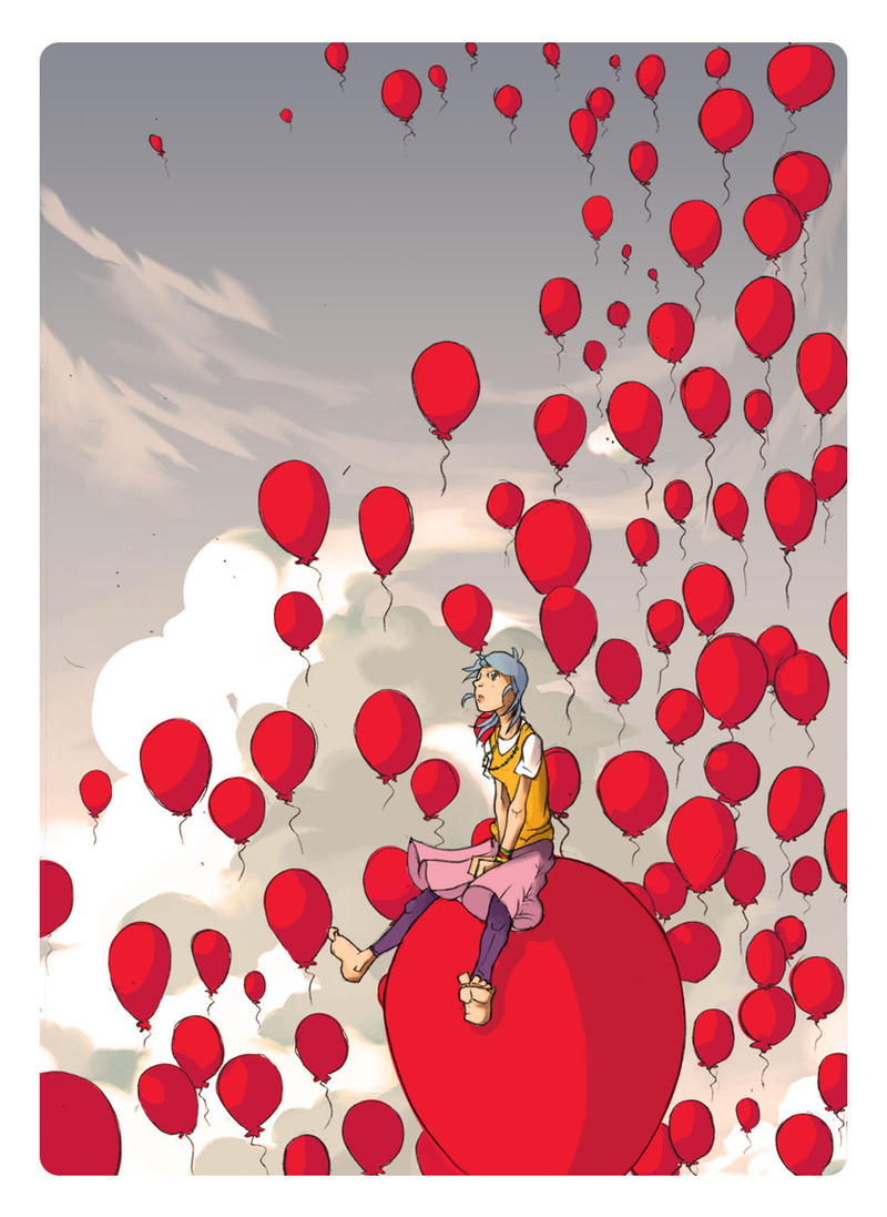 99redbaloon by gaernk