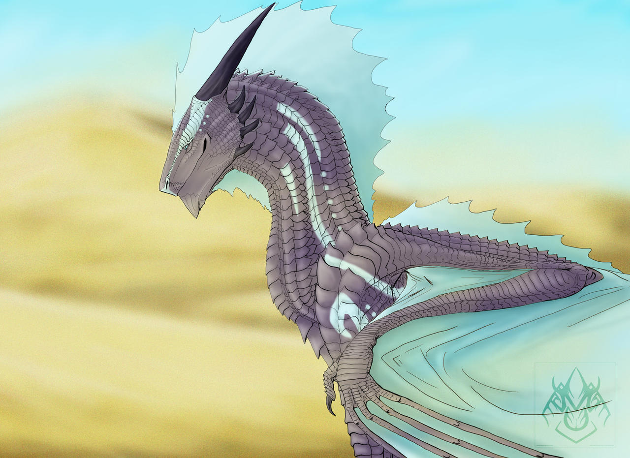 Desert King by AshasCadence