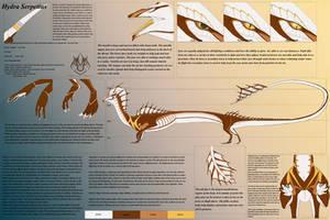 Hydra Reference Sheet V.3