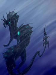 Leviathen Ishmael by AshasCadence