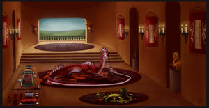 Ambassador's Hospitality Commission by AshasCadence