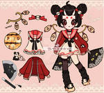 ADOPTABLES CLOSED - oriental style