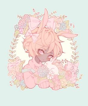 ($) Bunny season by Smeoow