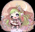 ($) Jasmine the flower fairy