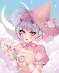 Smeow pastel witch