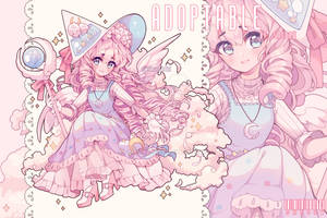 Pastel Witch - Adoptable closed