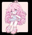 ($) Cute witch chibi