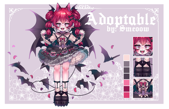 Bat loli - Adoptable closed