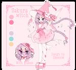 ($) Sakura witch