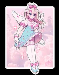 ($) Magical girl