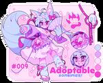 (CLOSED) Pastel Japan Zombimie Adoptable