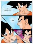 Goku X Vegeta Manga Pg4