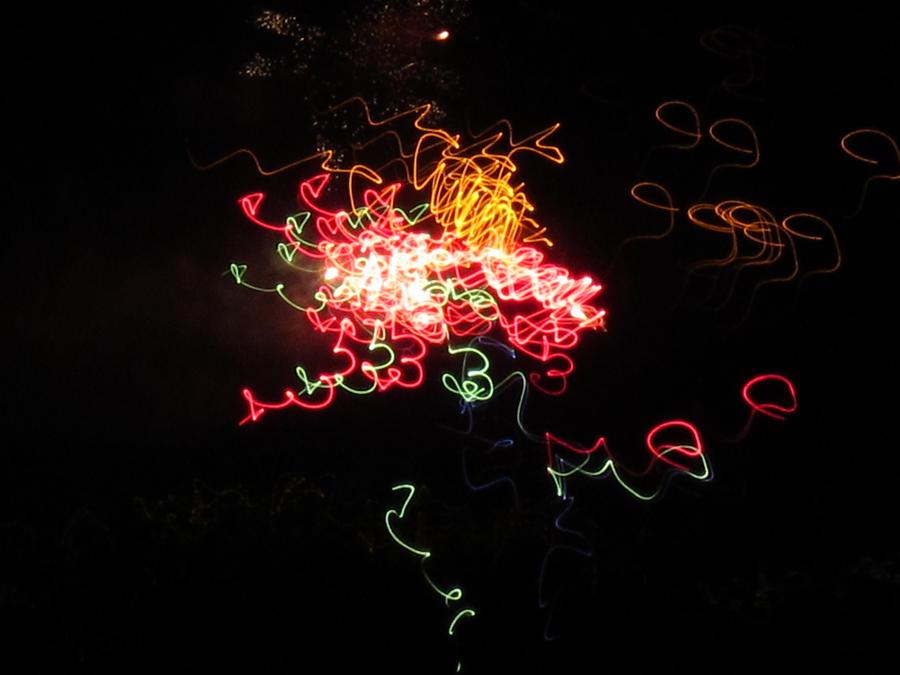 Fireworks by DarkAngelxVegeta
