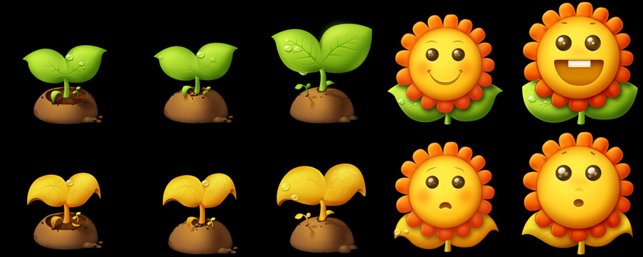 Real Flower Icons Sunshine flower icon byReal Flower Icons