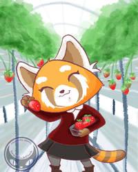 Strawberry Fields forever by SireneTzukiDark