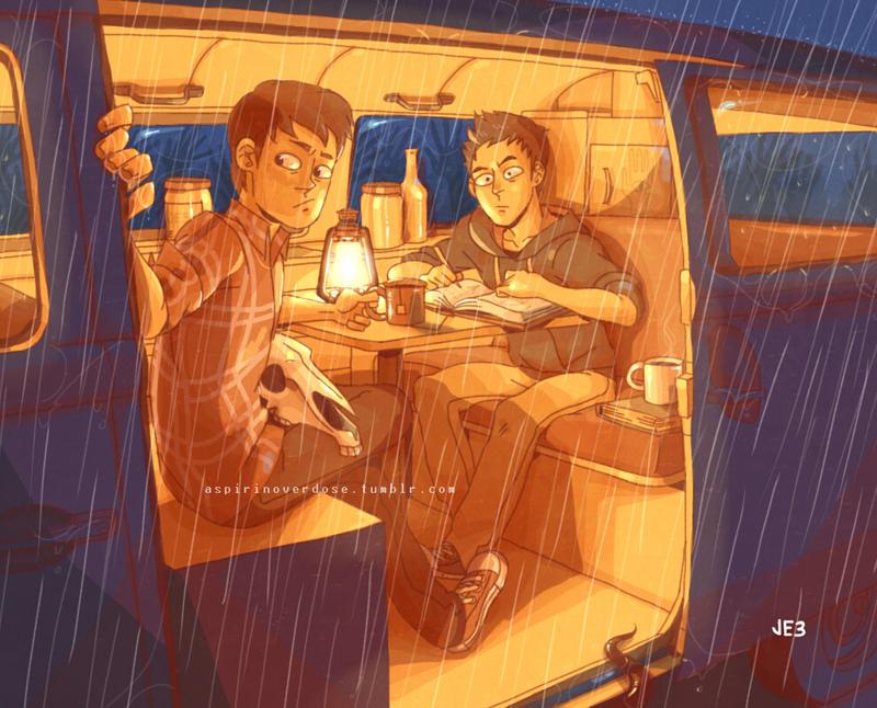 Adriatico Rain by JE3