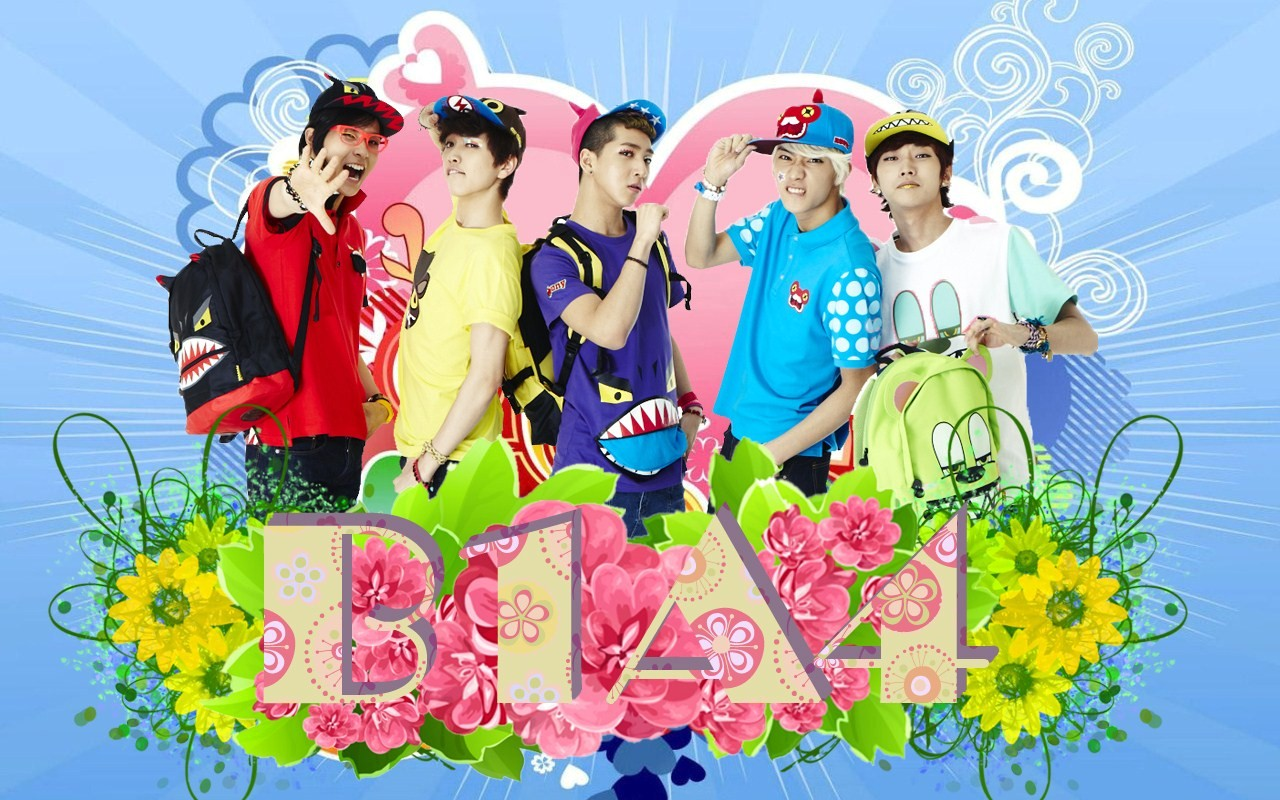 B1a4 2014 wall   B1a4 2014 Wallpaper
