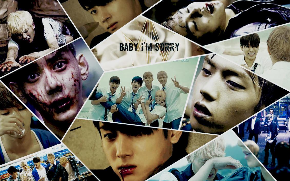 Myname Baby Im Sorry Wallpaper By KpopGurl
