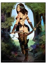Amazon Leader: Aileen by Nhur