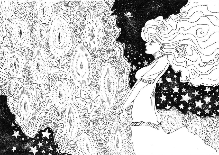 Star Girl by Nhur