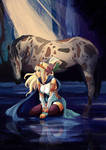 The Queen of Water - Elemental series-