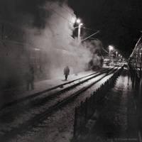 Goodbye Desolate Railyard