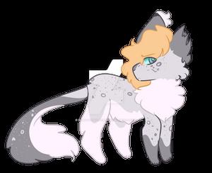 Ash'fur is a blonde change my mind