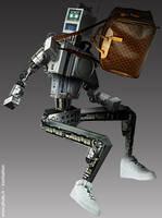 Iron Fashion by phoks2