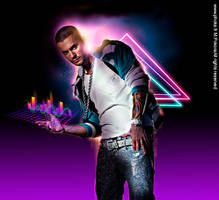 MP3 Matt Pokora FuturPurpul by phoks2