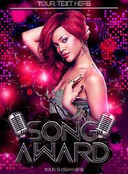 Song Award  by phoks2