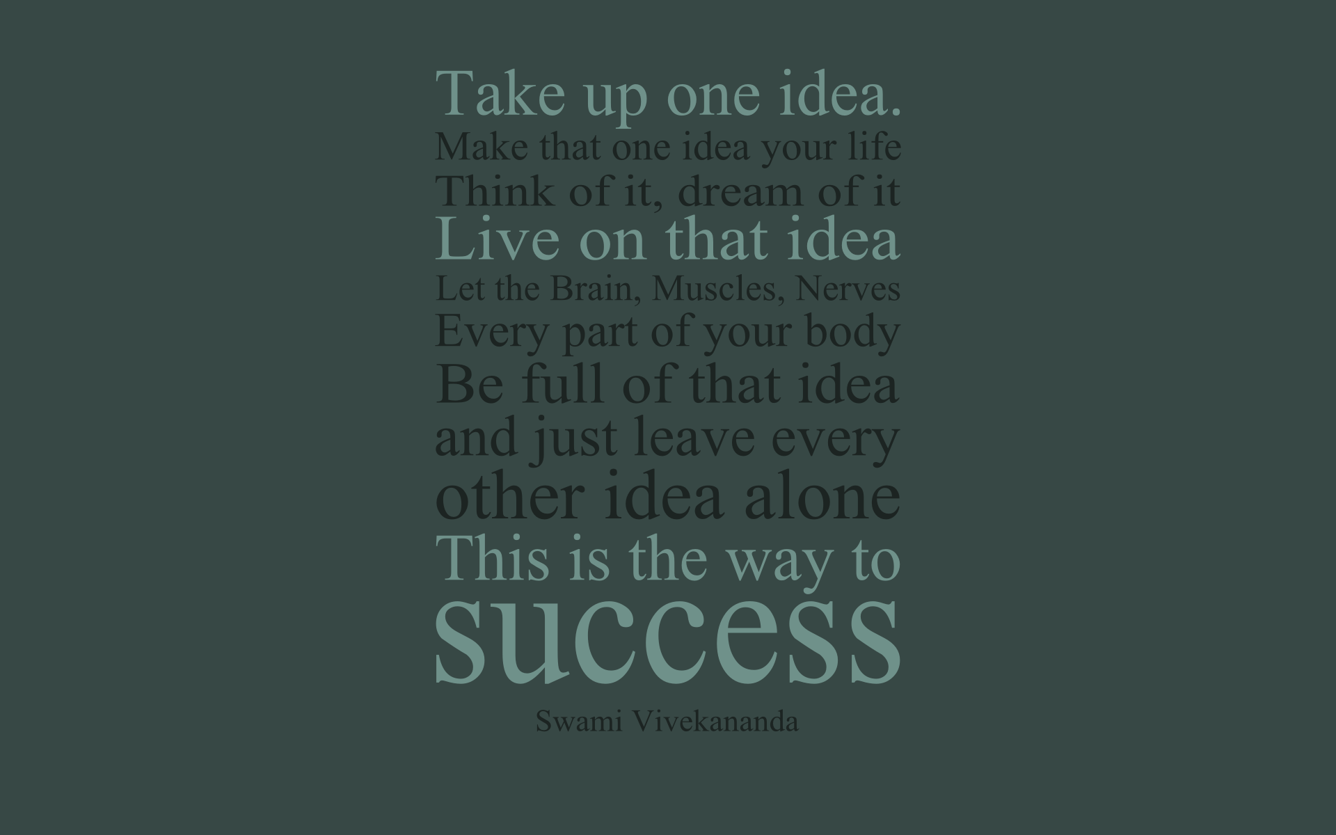 Success wallpaper by kannavbhatia on DeviantArt