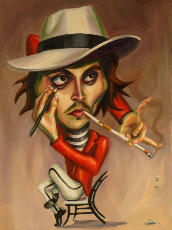 Johnny Depp by HeatherIhn - Johnny Depp Fan Clup