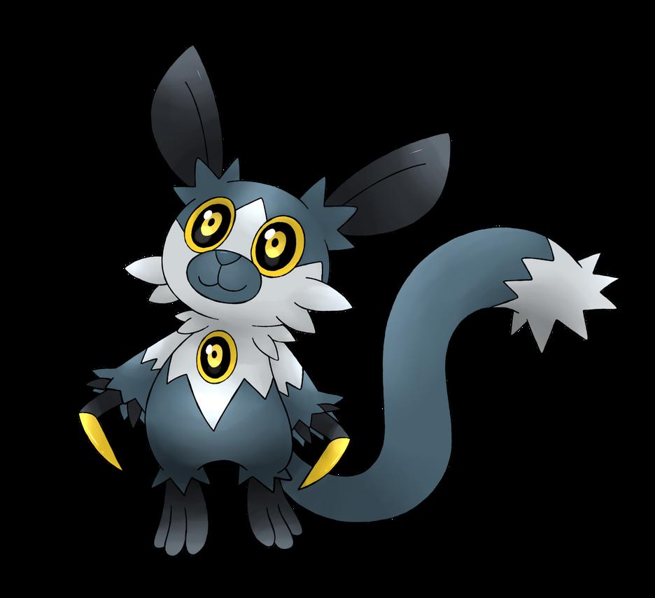 Fakemon: Dyris by Spice5400
