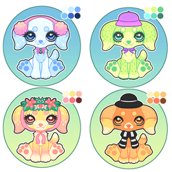 PUPPY ADOPTS 3/4 [OPEN]