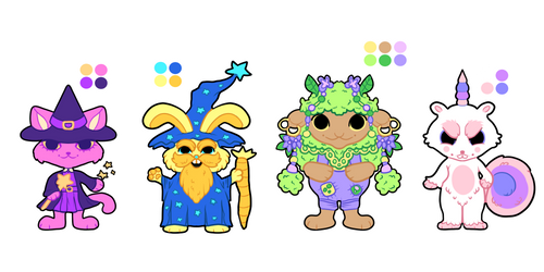 Mystery adopts $ [CLOSED]