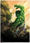 Hulk Colored
