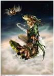 Steampunk Link (Zelda)