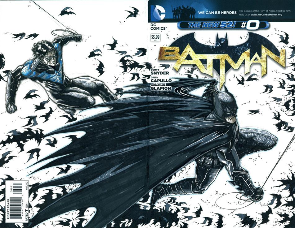 Batman Blank Cover by Keatopia on deviantART Batman Comic Cover Wallpaper