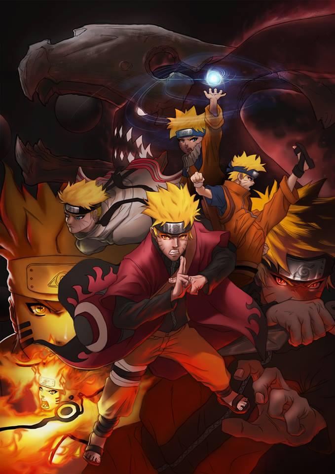 Naruto Uzumaki by Keatopia