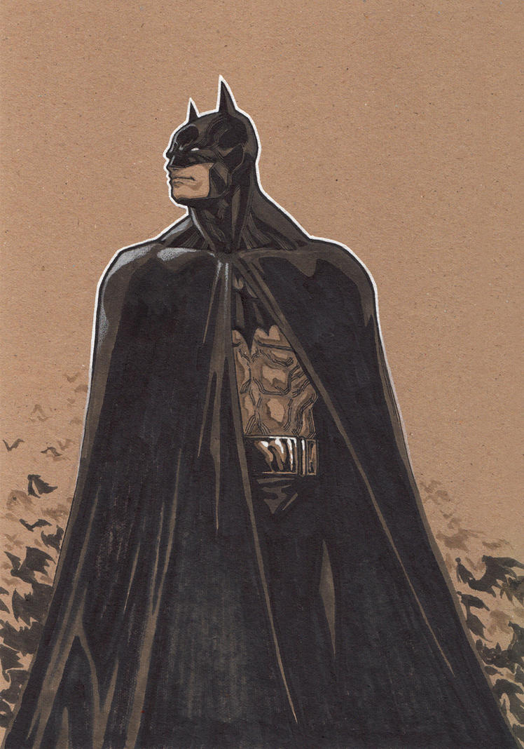 Batman by Keatopia