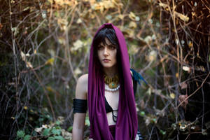 Morrigan Dragon age cosplay by Ainaven