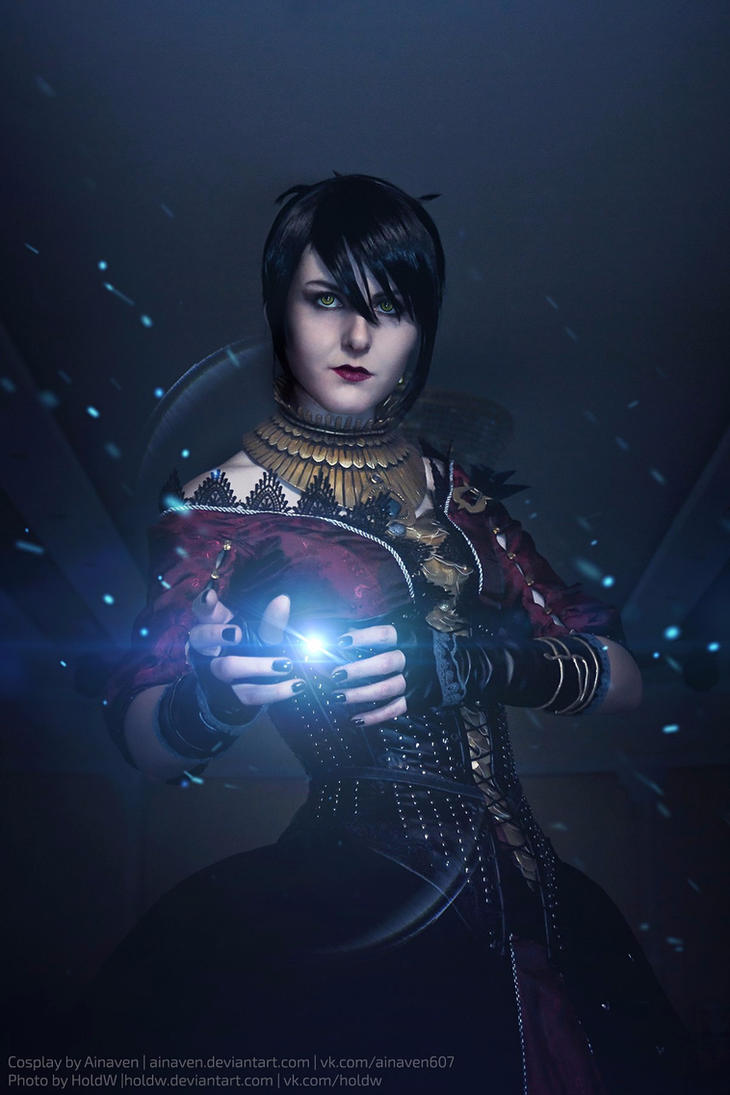 Morrigan Dragon Age: Inquisition by Ainaven
